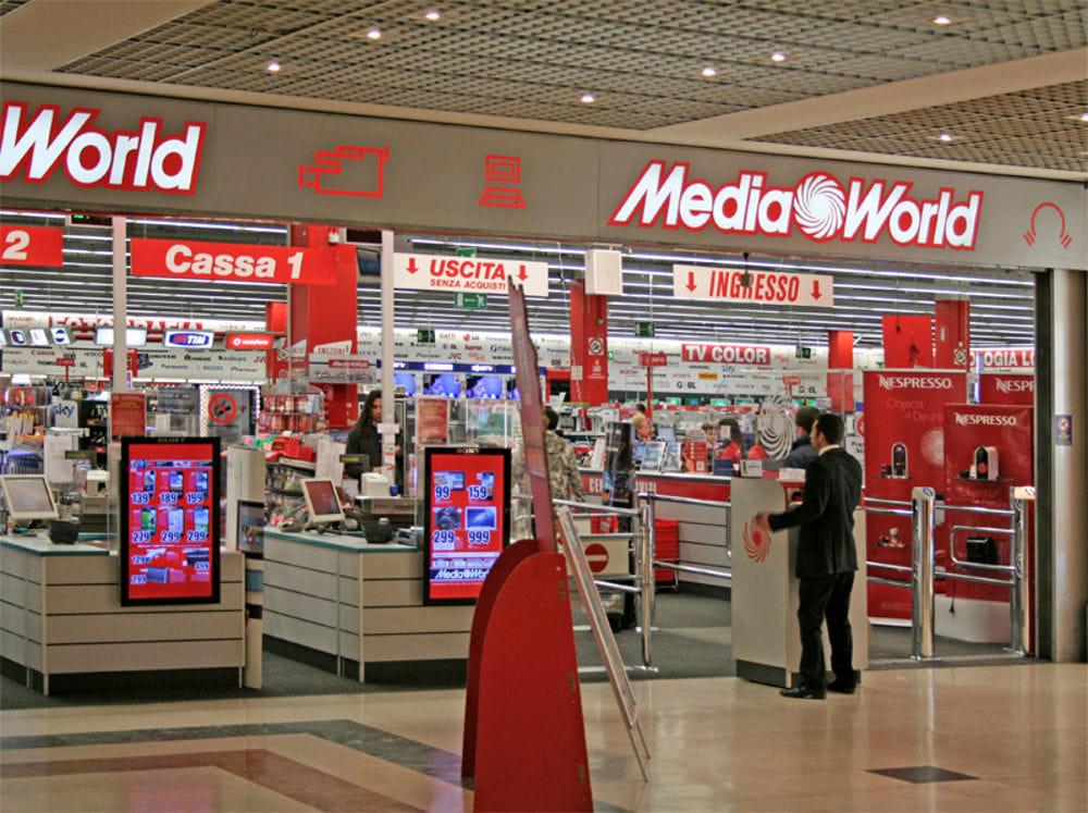 MediaWorld ricerca personale: cassieri e commessi