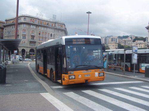 Assunzione autisti bus 100 posti di lavoro all'AMT Genova