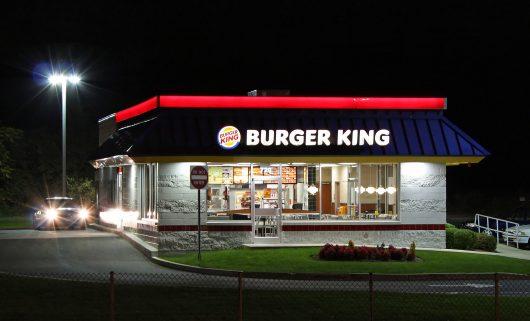 Lavora in Burger King: 3 posti disponibili