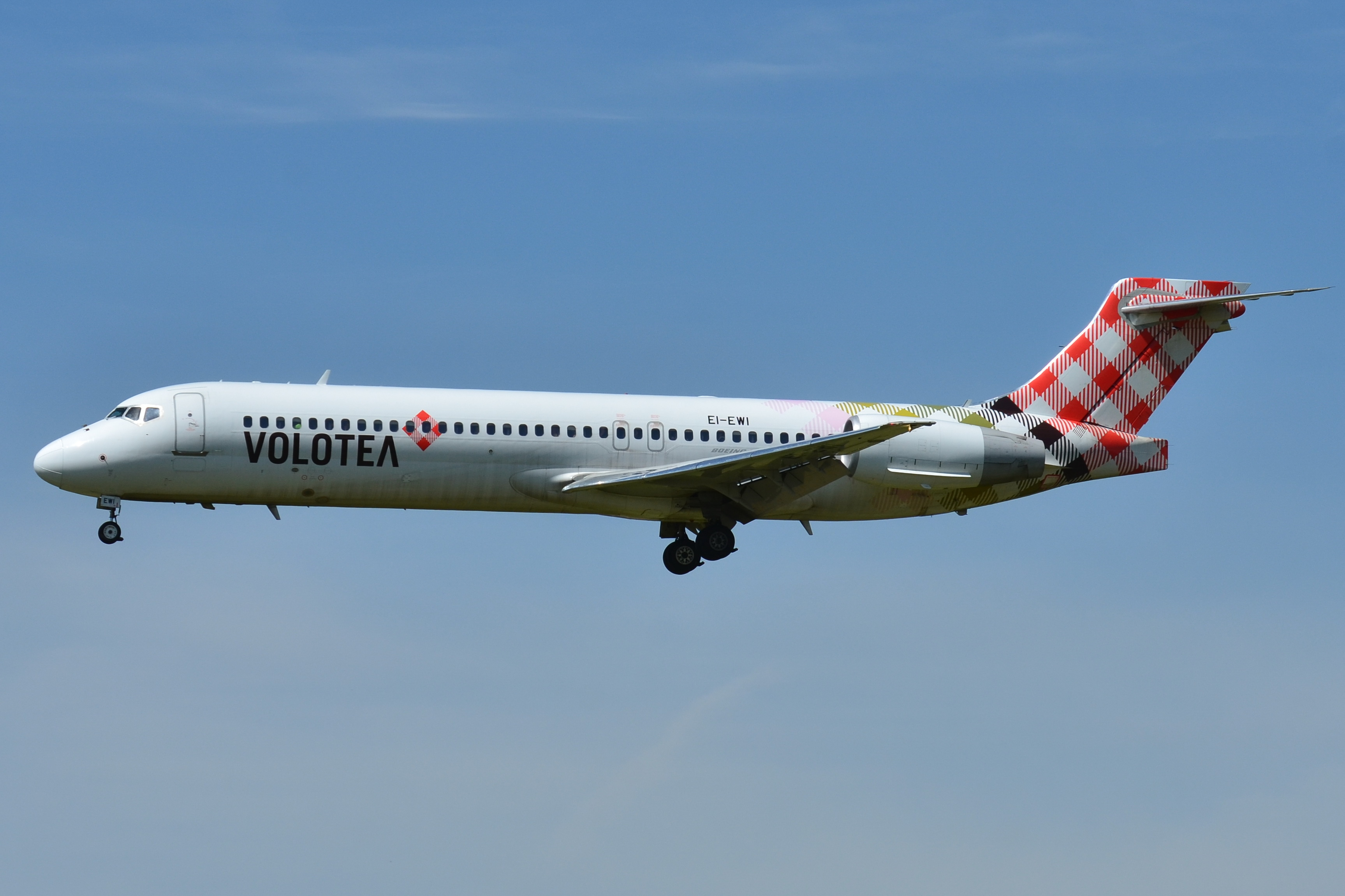 Volotea ricerca Hostess e steward per le sue basi