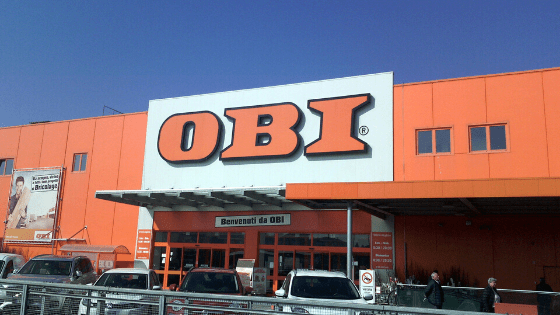 OBI nuova apertura La Spezia