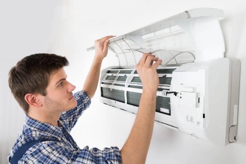 Come diventare installatore di condizionatori. Formazione, abilitazione D.M. 37/08 e patentino F-Gas
