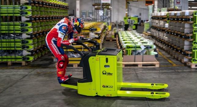 Lavorare in Pramac – Lifter – PR Industrial. Candidatura e posizioni aperte